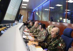 official photos e6246 12e9a 22 05 15 - Martedì 14 aprile la Sala Operativa del 22° Gruppo Radar  dell Aeronautica Militare (Gr.R.A.M.) di Licola (NA) ha sostenuto una  valutazione ...