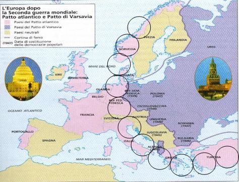 In questo progetto l Italia fu incaricata di individuare due possibili  zone fec203911f7d